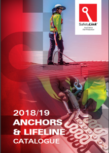 2018/19 Safety link product catalogue